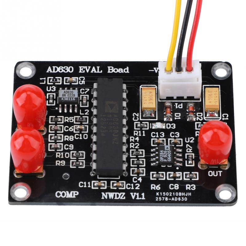 Signal Conditioning Module AD630 Phase Lock Amplitude Balanced Modulation Weak Signal Conditioning Module