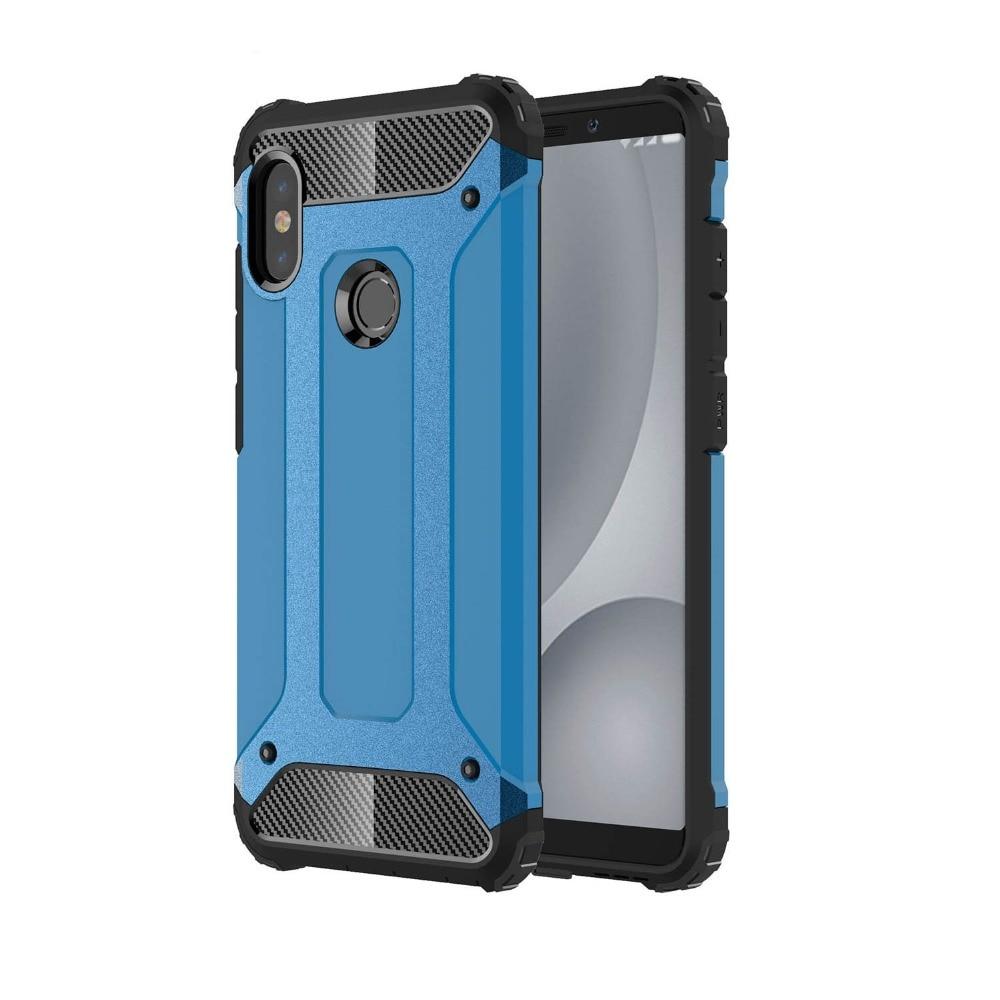 Case for Xiaomi Redmi Note 5 Pro Global A2 Case Plastic 2 in 1 Hybrid - Բջջային հեռախոսի պարագաներ և պահեստամասեր - Լուսանկար 4