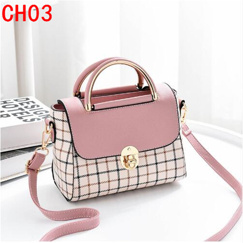 CH03 Western Style PU Women Handbag Messenger Bag Original quality BEST Holiday giftCH03 Western Style PU Women Handbag Messenger Bag Original quality BEST Holiday gift