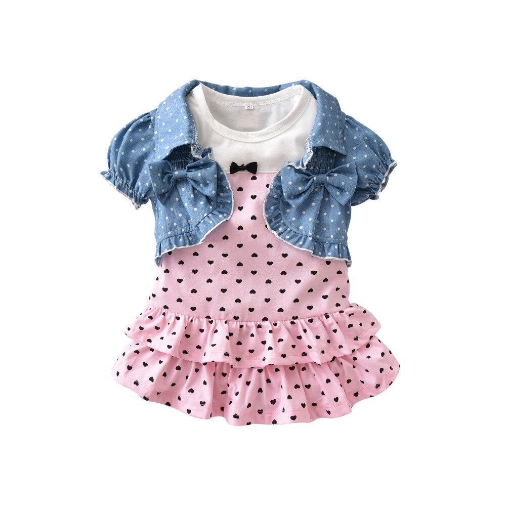 2017-Hot-selling-baby-girl-clothes-summer-style-vestidos-cake-Princess-dress-vest-kids-2pcs-set-Baby-Girls-clothes-set-1