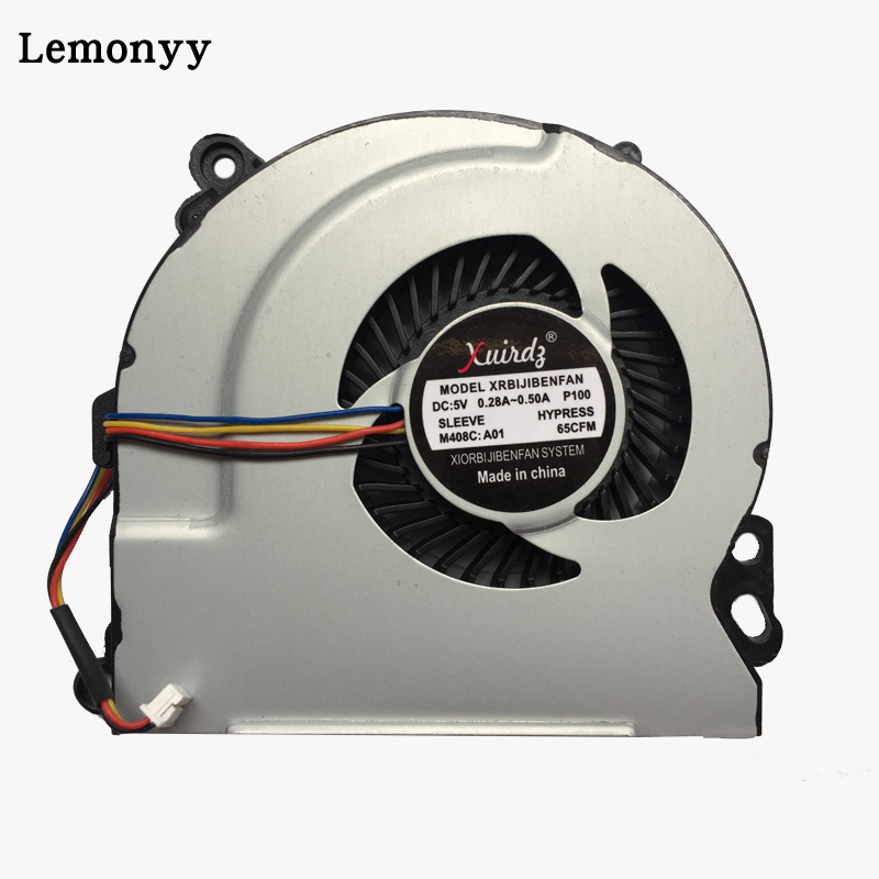 Laptop Fan FOR HP Envy 15 15-J 15-J000 ENVY15 M7 17-J cpu cooling fan cooler XRBIJIBENFAN 15 j ru laptop keyboards for hp envy15 touchsmart 15t j 15z j 15 j000 15t j000 15z j000 15 j151sr with frame with backlit