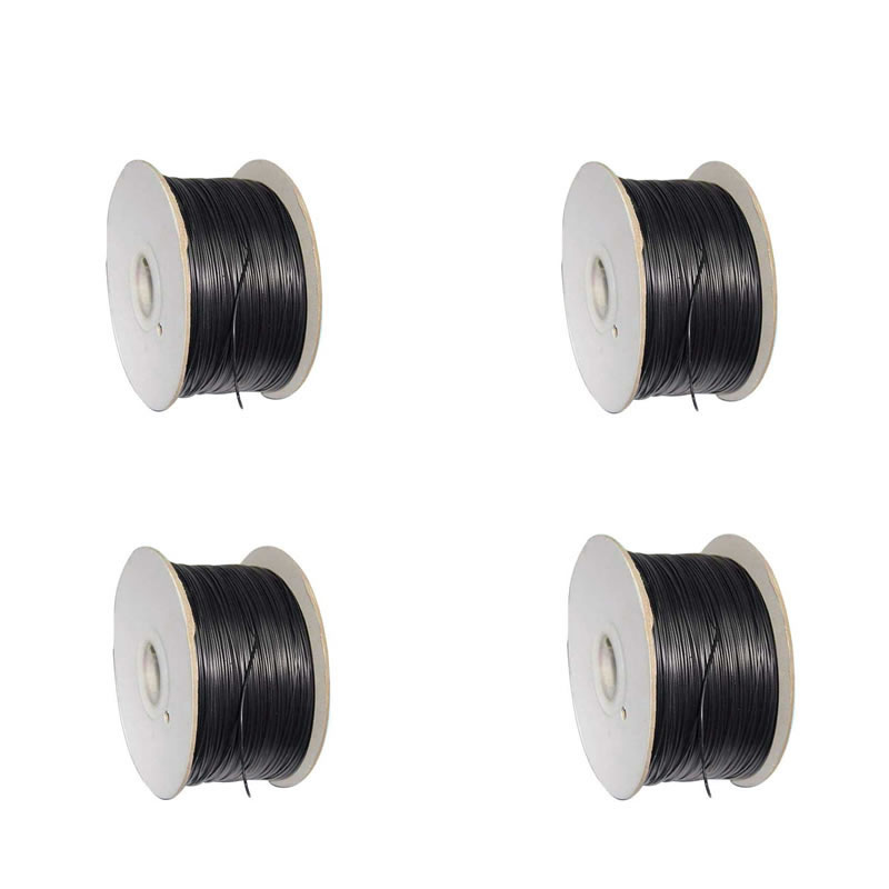 4 Rolls Ribbon Of Cable Wire Coil Winding Machine LY 5-30