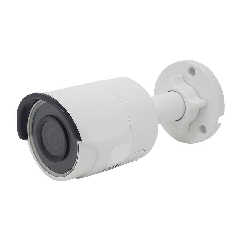В наличии HIK Пуля IP камера POE открытый DS 2CD2083G0 I 8MP безопасности с слот для карты SD и 30 м ночное видение водонепроница