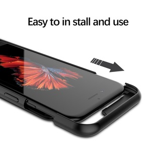 Image 5 - Etui do ładowarki do iPhone SE 2020 6 6S 7 8 5 5S etui do ładowarki Powerbank do iPhone 11 11 Pro X/XR/XS Max etui na baterie