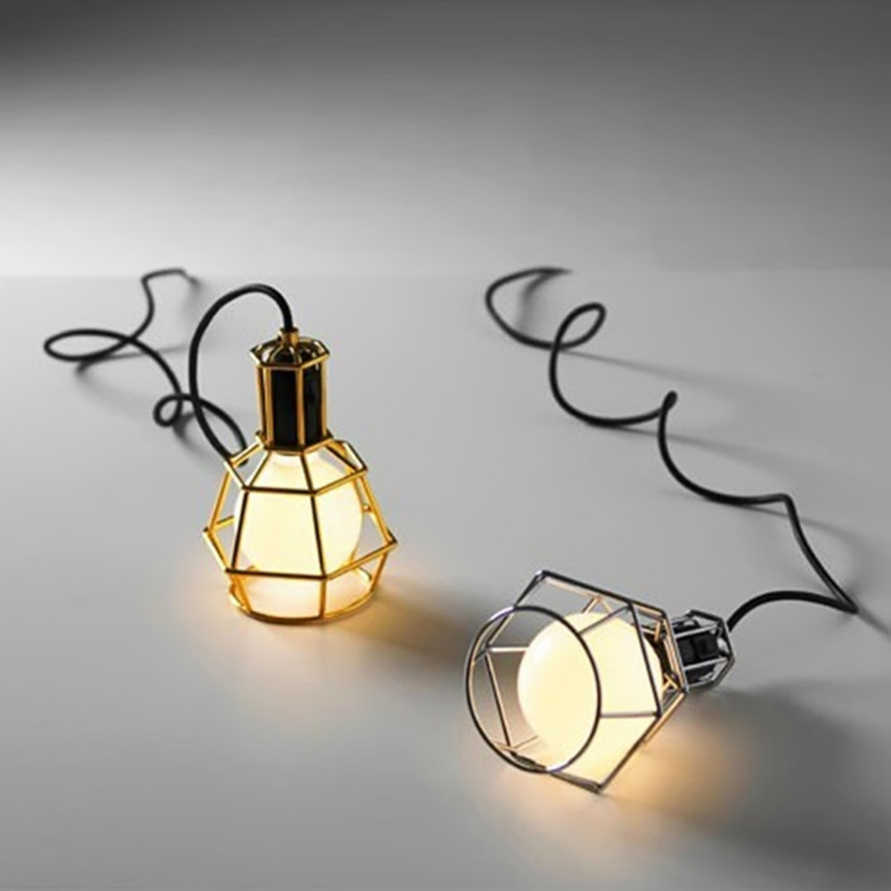 NEW Copper Vintage Industrial Style Pendant Light Lamp Shade Lights Bar Decor Metal Grenade Lampshade