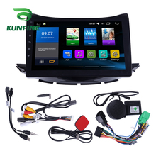 Octa Core 1024 600 Android 7 1 font b Car b font DVD GPS Navigation Player