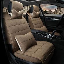 цена на car linen cushions set pads for JAC K5/3 iev b15 A13 RS refine s3 s2 s5 Brilliance AutoV3/5/H220/230/530/320 FRV/FSV/cross/wagen