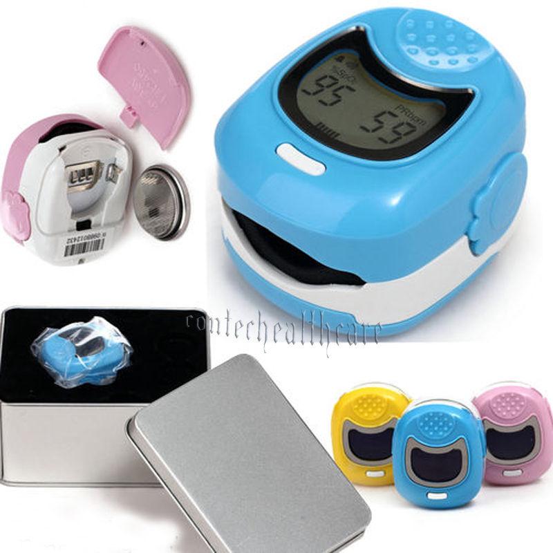 Bout du doigt pulsoximètre fourrure Kinder fourrure Kinder Spo2 Gesundheit fourrure SpO2-und Kinder