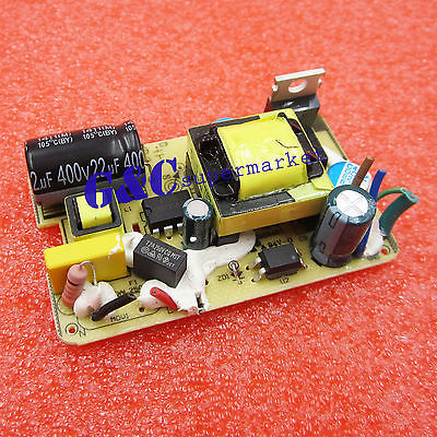 ᓂAC-DC 5V 2.5A Switching Power Supply Module 2500MA Bare Circuit ...