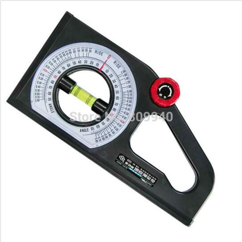 Level Measuring Instruments : Way spirit level gauge slope inclination measuring