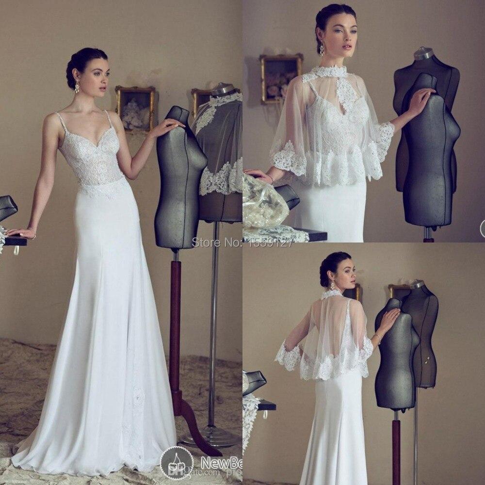 2017 Newest Roman Belavan Wedding Dress With Wrap Sexy