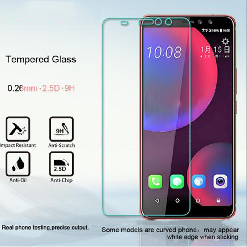 Back To Search Resultscellphones & Telecommunications 2pcs Tolifeel Tempered Glass For Htc U11 Eyes Screen Protector 9h 2.5d Toughened Phone Protective Film For Htc U11 Eyes Glass