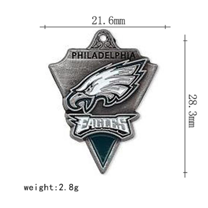 Philadelphia Eagles charm (7)