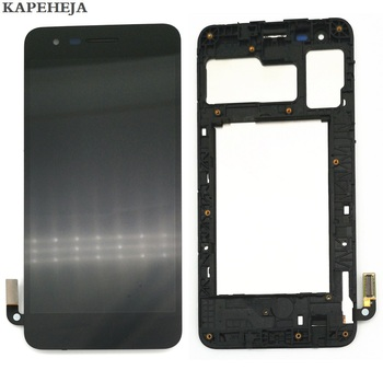 5.0For LG Aristo 2 / K8 2018 / SP200 / MX210 LCD Display Touch Screen Digitizer Assembly with Bezel Frame 14led lcd display touch screen assembly with bezel for lenovo thinkpad 00hm039 00hm915