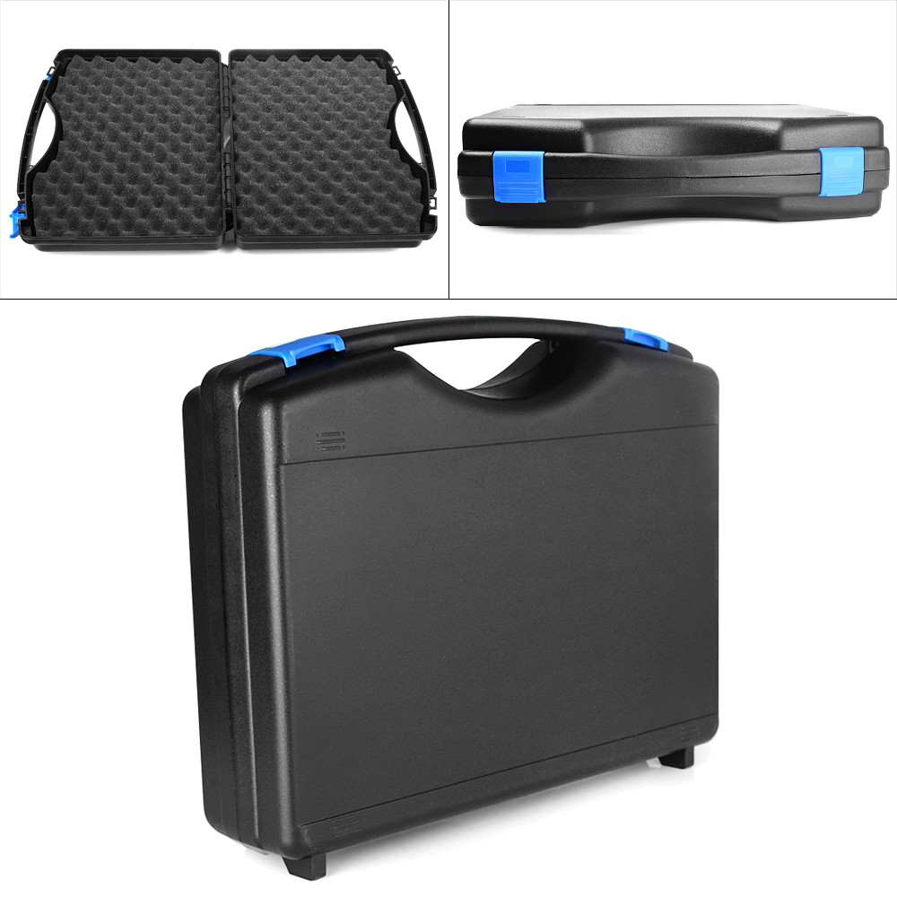 Caja de almacenamiento de plástico anticaída impermeable Universal para linterna LED linterna de buceo