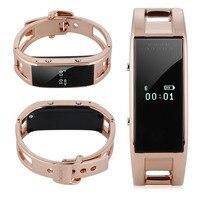 D8 inteligente bluetooth pulsera reloj de pulsera smartband para iphone 4s 5 5s 6 plus para samsung htc android teléfono p20
