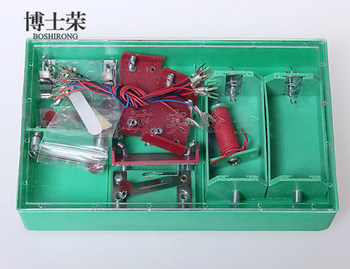 Circuito Paralelo Y En Serie : Serie de cajas de pruebas de corriente eléctrica circuito paralelo