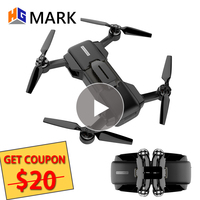 HIGH GREAT MARK 4K Drone FPV 1080P HD Camera GPS VIO Positioning Electronic Image Stabilization Gimbal Camera Foldable drohne