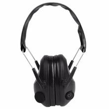 WoSporT 21SNR Anti noise Impact Hunting font b Electronic b font Tactical Earmuff Shooting Headset Ear