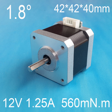 42 stepper motor 1.3A 40mm 17HD40005-22B 3D printer stepper motor
