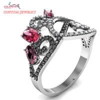 Цветная рыбка дизайн ваших собственных ювелирных изделий на заказ подошва свадебное обручальное кольцо, чтобы завоевать ее сердце