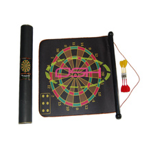 15inch Magnetic Dart Board Soft Roll Up Darts Games Dartboards for Slight Shoot Entertainment