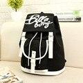 Stacy saco 072216 venda quente saco de escola estudante crianças mochila de viagem da lona