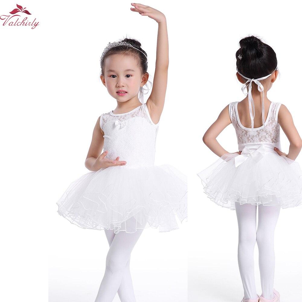 2415000be Girls Gymnastics bodysuit Leotard Dance Costume Ballerina Dress Kids ...