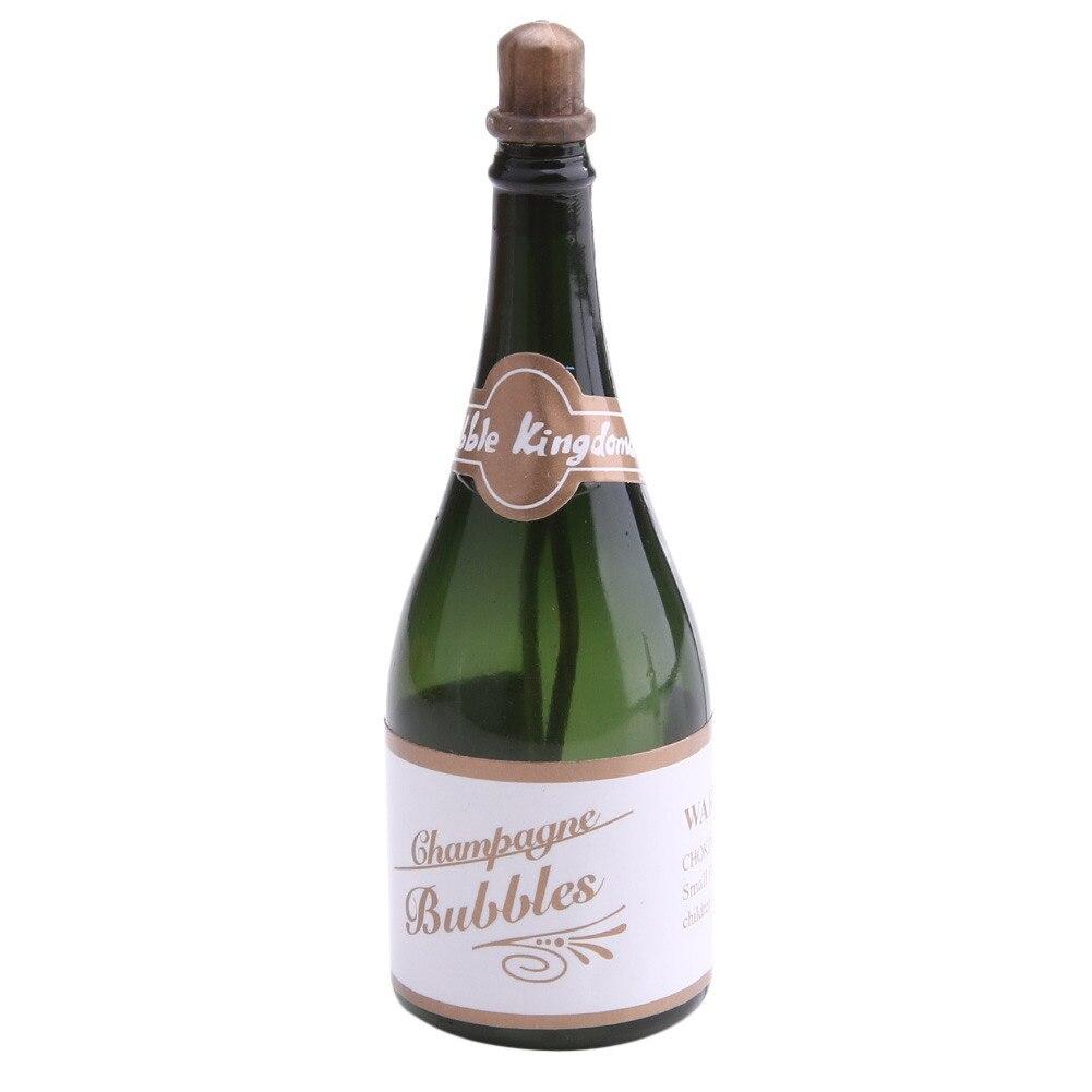 24pcs Wedding Party Champagne Bottle Shape DIY Self Watering Bubble ...