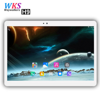 Waywalkers H9 10 Inch Tablet PC 4G LTE Android 7 0 Octa Core RAM 4GB ROM