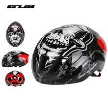2017 GUB Peking Opera Men Women Bicycle Helmet Integrally-molded MTB Mountain Road Racing Helmet EPS+PC Cycling Helmet 12 Vents