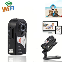 US $5.4 55% OFF|Q7 Mini Wifi Camera DVR Sport Wireless IP Camcorder Video Recorder Camera Infrared Night Vision Camera Motion Detection-in Mini Camcorders from Consumer Electronics on Aliexpress.com | Alibaba Group