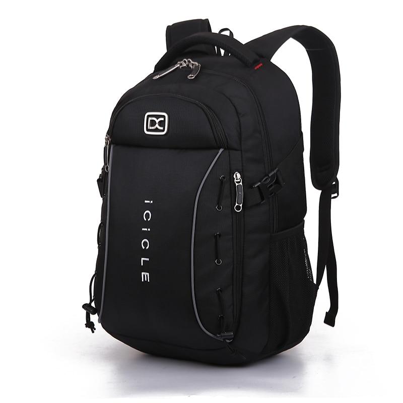 2017 Large Capacity Anti-theft Waterproof Mochila Women's Men's Backpacks Bags Casual Business Laptop Backpack 14 Inch