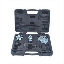 Camshaft Locking Tool Kit For VW AUDI V6 A4 A5 A6 S6 A8 Q5 Q7 Engine Adjustment HTN499