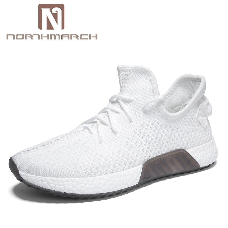 NORTHMARCH Breathable Shoes Men Fashion Brand Mens Trainers Shoes Comfortable Sneakers Men Summer Zapatillas Hombre Deportiva недорго, оригинальная цена