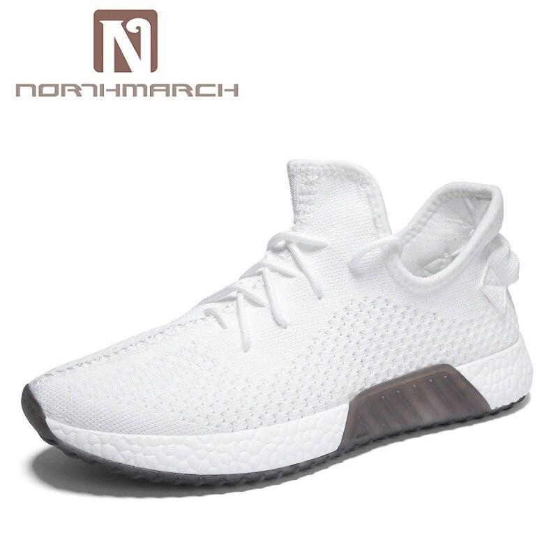 sports shoes ee5e9 a8cae Marca Moda Zapatos Transpirable Hombre Hombres Verano Cómodas t4wqvP84