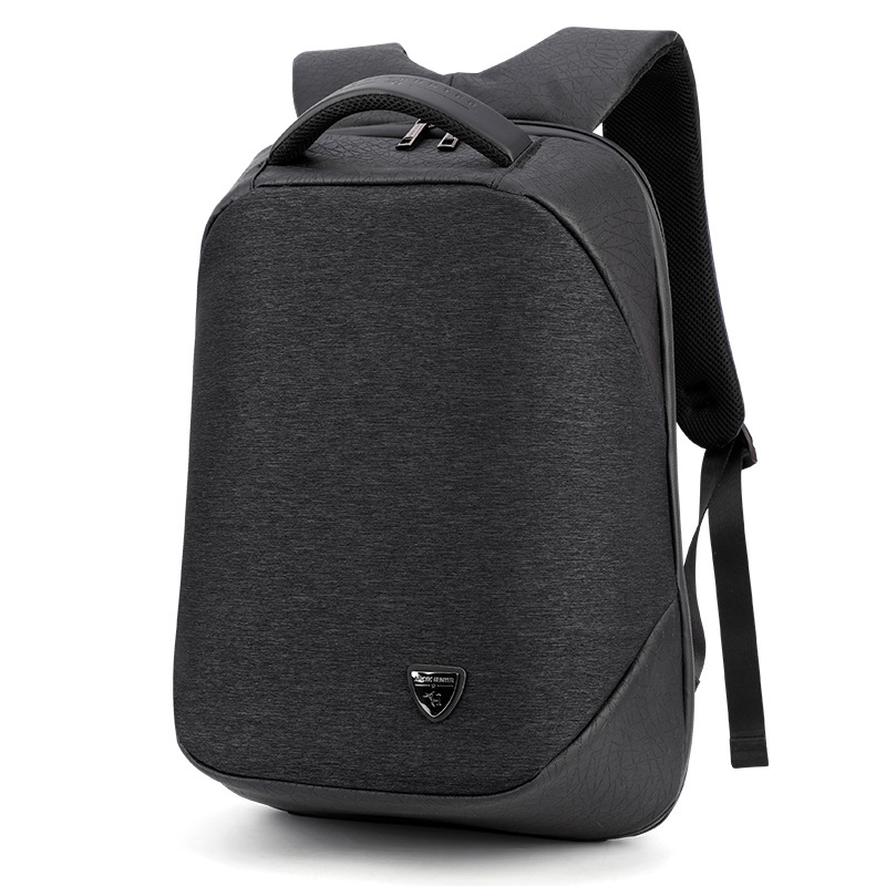 School Backpacks 15inch Laptop Backpack Men Waterproof Mochila Casual Travel USB Charge Back Pack Male Bag Gift vkingvsix usb waterproof school bags for teenagers 14 17 inch laptop backpack men women boy travel back pack bagpack mochila