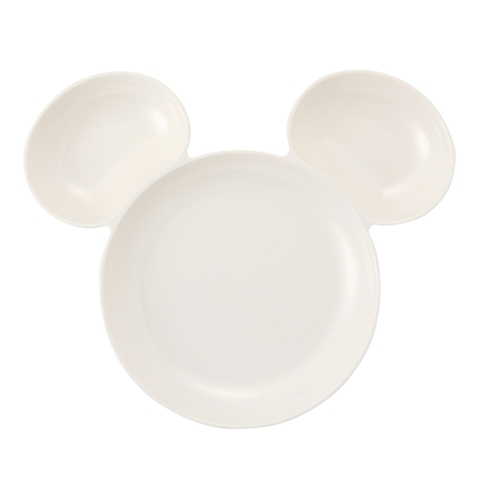 WHITE Red and white dinnerware ceramic plate 5c64f8aa7ff16