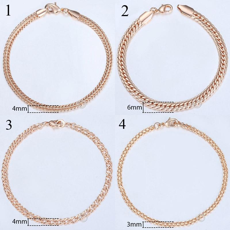 Bracelets For Women, Rose Gold Bracelets For Women, Bracelets For Women Rose Gold, Best Bracelets For Women, womens mens fashion bracelets 2019, Rose Gold Bracelets