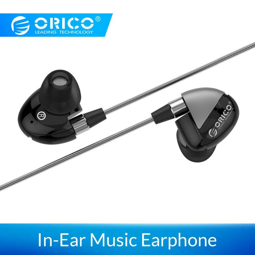 Detail Feedback Questions about ORICO In Ear Earphone