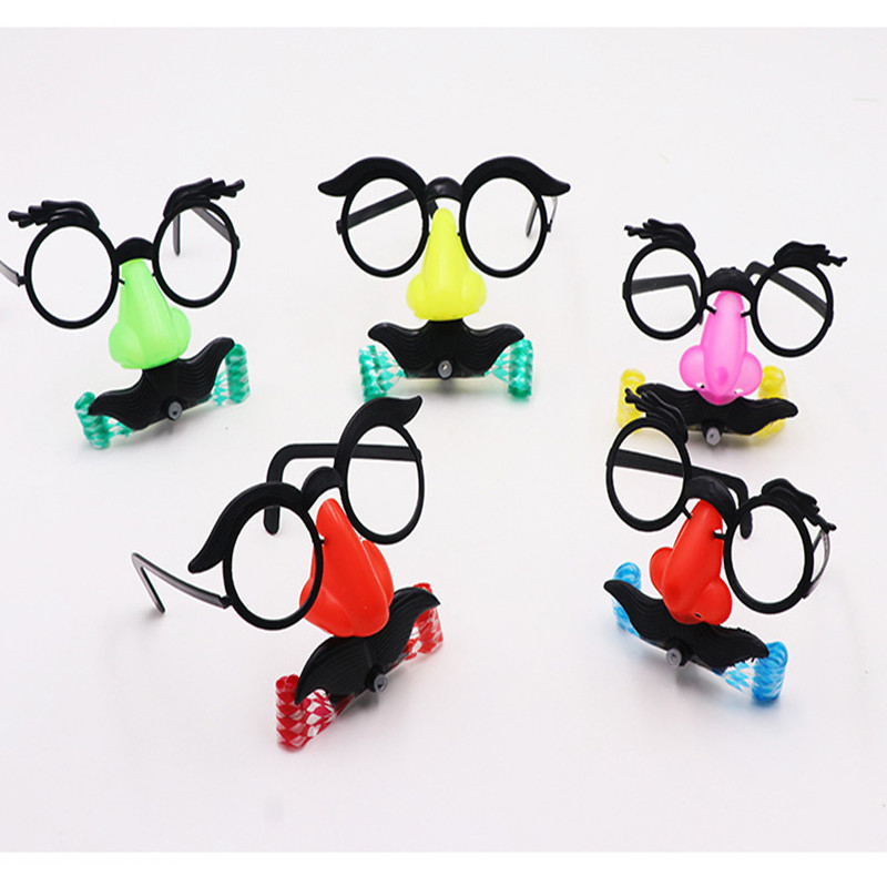 Kids Adult Christmas Sunglass Eyeglass Costume Eye Frame Toy Christmas Party Accessories Decoration GiftKids Adult Christmas Sunglass Eyeglass Costume Eye Frame Toy Christmas Party Accessories Decoration Gift