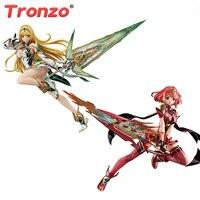 Tronzo Xenoblade 2 Figure Homura Hikari PVC Action Model Figures Xenoblade 2 Chronicles Heroine Sexy Figure Toys Gift For Boys