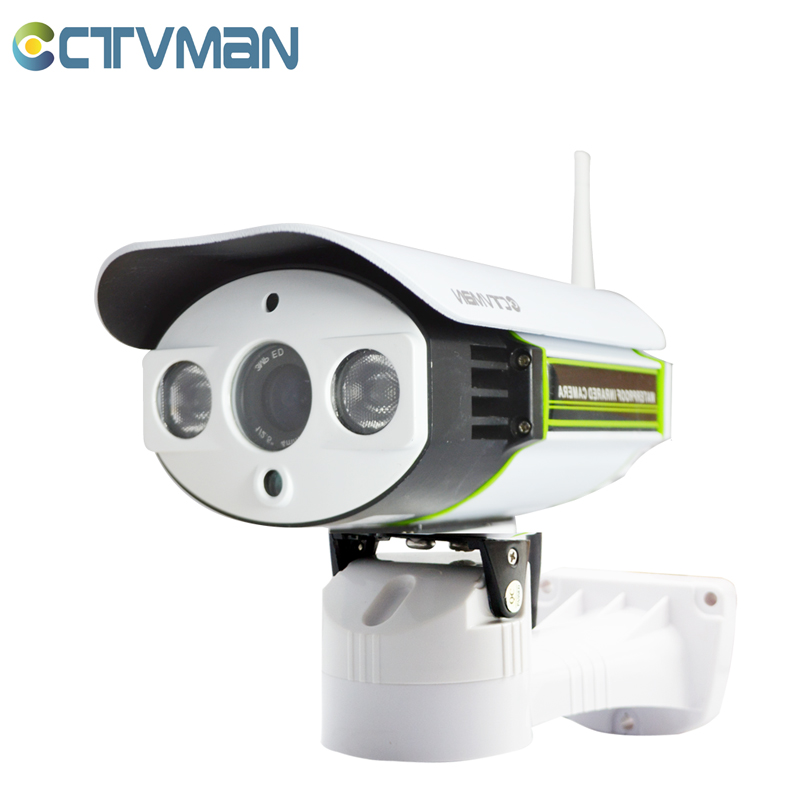 CTVMAN WIFI 720P Camera IP PTZ Onvif 4X Zoom Audio Pick-up SD Card Slot IR Wireless Megapixel Security HD Surveillance Cameras cheapest home smart ptz wireless ip camera ip camera wifi hd ir sd card 720p onvif p2p for android ios pc remote monitoring