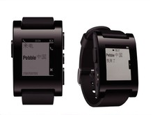 Original applies for Intelligent Watch Pebble watch Android and IOS