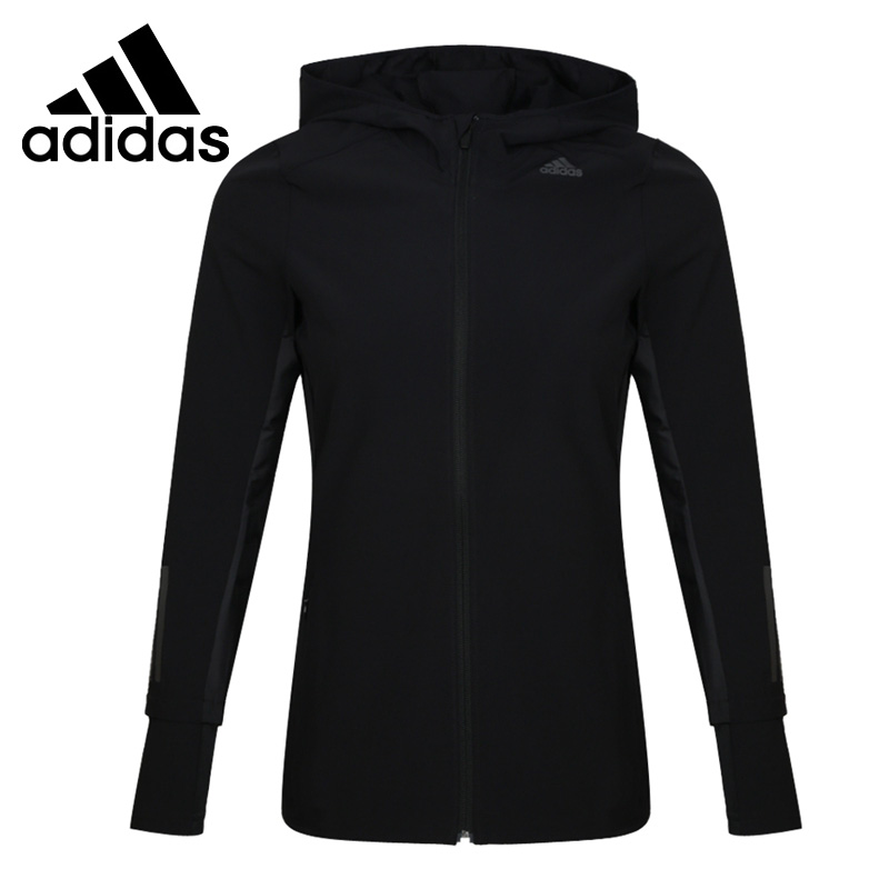 Original New Arrival  Adidas RESPONSE JACKET Women's  jacket Hooded Sportswear