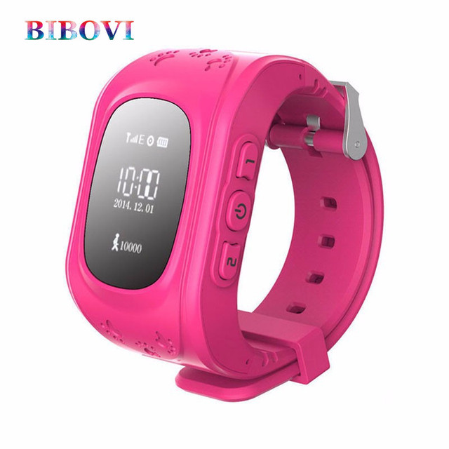 BIBOVI Q50 GPS Smart Kid Safe smart Watch SOS Call Location Finder Locator Tracker for Anti Lost Monitor Baby Son Wristwatch