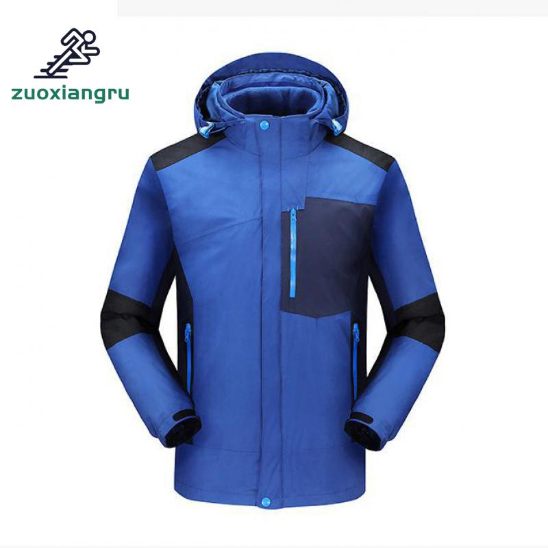 цена на Men Windproof Waterproof Women Ski Jackets Winter Warm Outdoor Sport Snow Skiing Snowboarding Female Hiking Coats