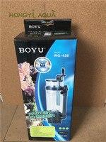 BOYU WG 428 8W 220 240V Internal Protein Skimmer with pump Nano Salt Water Marine Aquarium Fish Tank