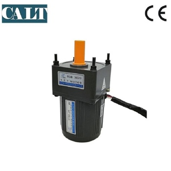 цена на High Precision VTV AC Gear Motor 80mm YN80-25 25W Strong Power Motor 220V with Ratio 3 5 7.5 10 20 40 50 60 100 150 180 200 300