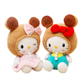 Big size 48cm HELLO KITTY plush toys Stuffed Doll Kids toys plush doll